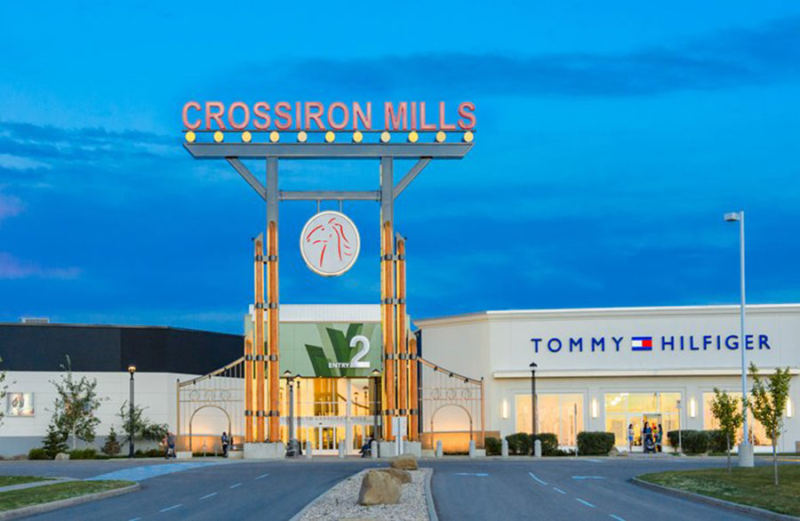 Crossiron Casino